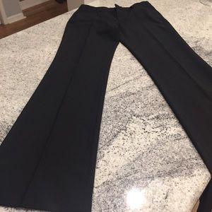 GAP Perfect Trouser Black Dress Pants
